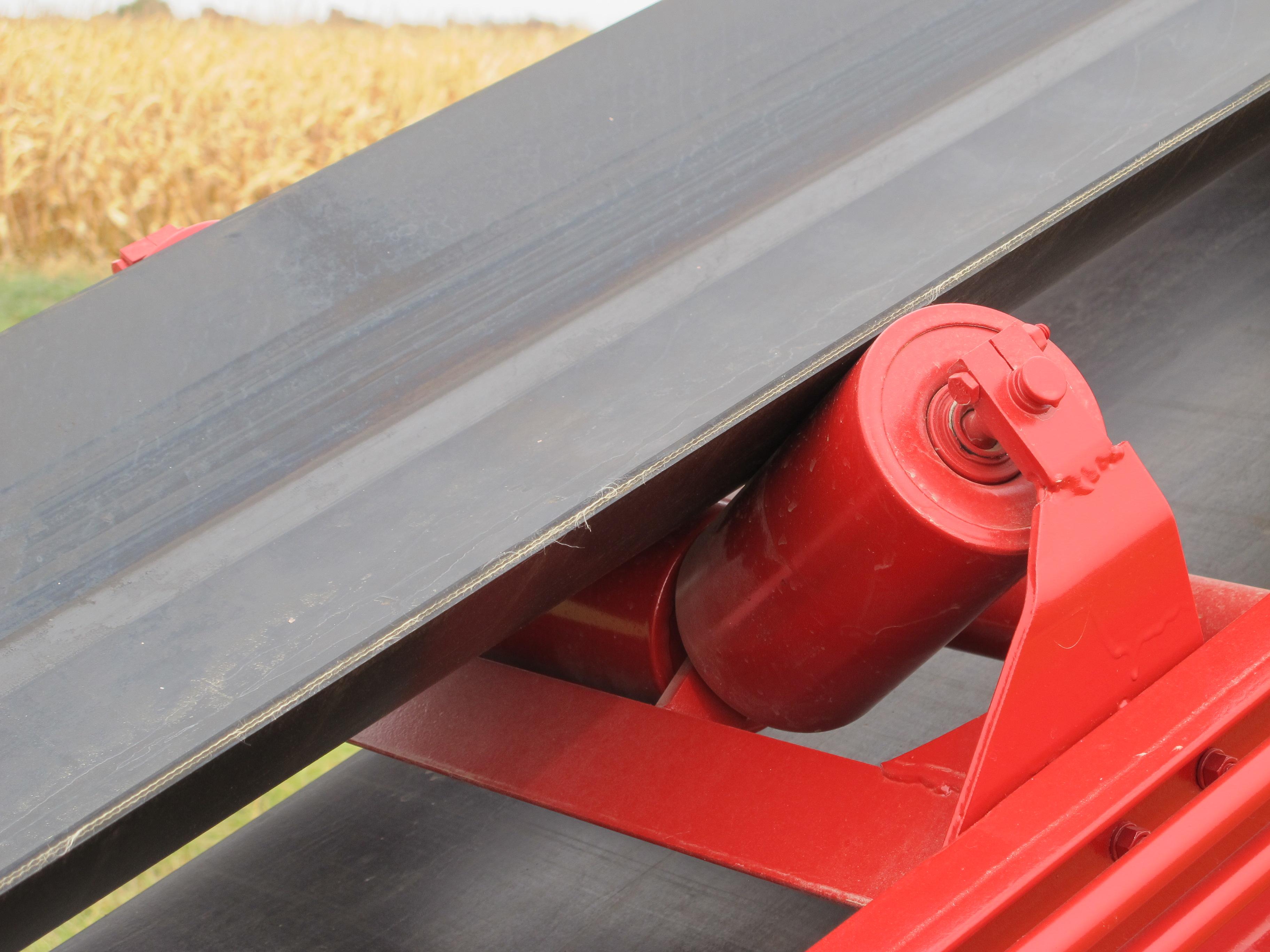24 in Floater Loader conveyor roller