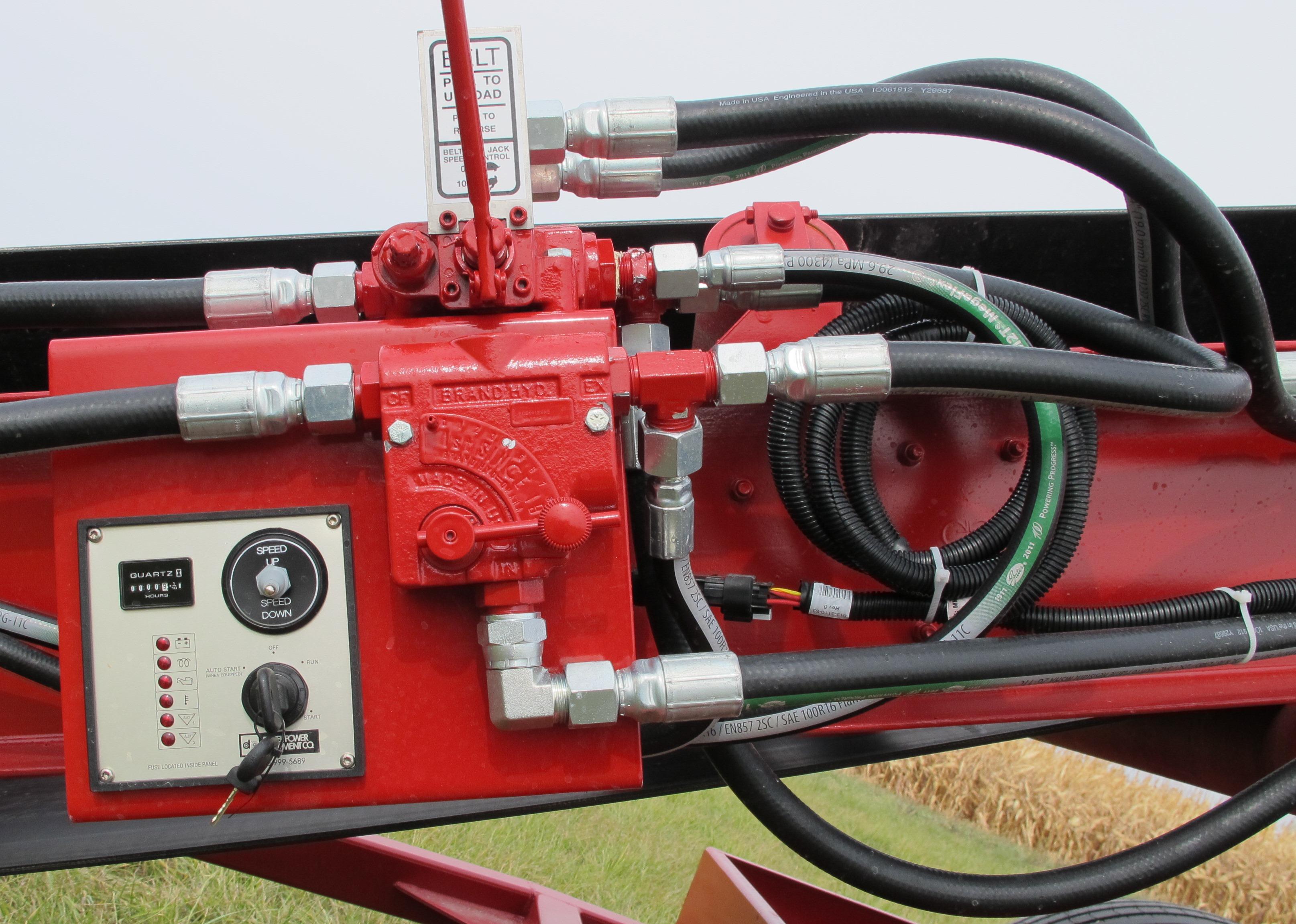 30 in control valve